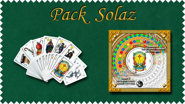 Pack Solaz
