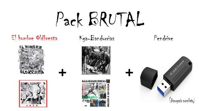 Pack Brutal 3 (y ultimo)