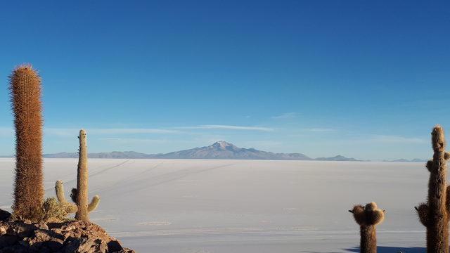 Salar de Uyuni (Exclusivo para Latinoamérica y países extraeuropeos)