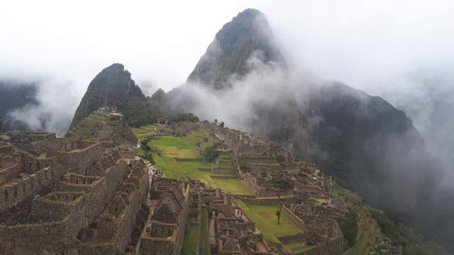 Machu Picchu (Empresas, instituciones y particulares)