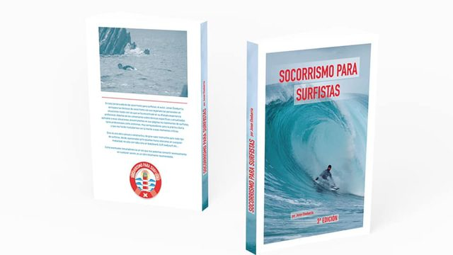 Libro Socorrismo para Surfistas 3ª Edición ( España )