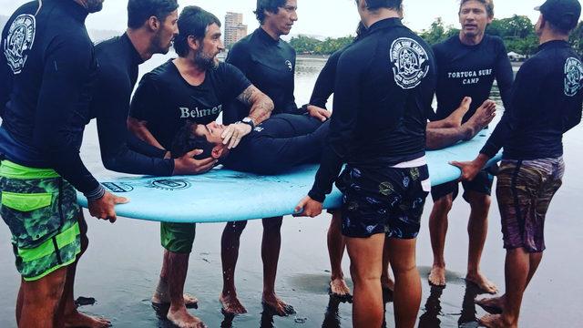 Libro + Surf Rescue Session
