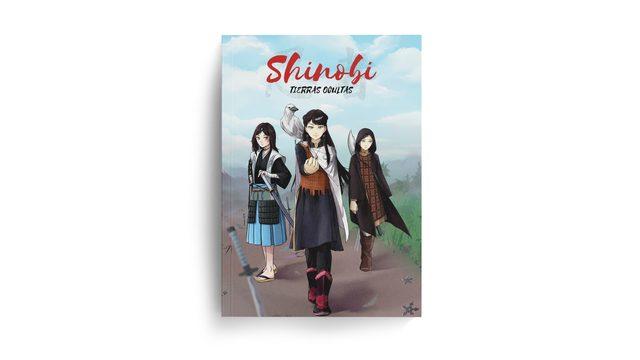 Libro básico de Shinobi: Tierras Ocultas