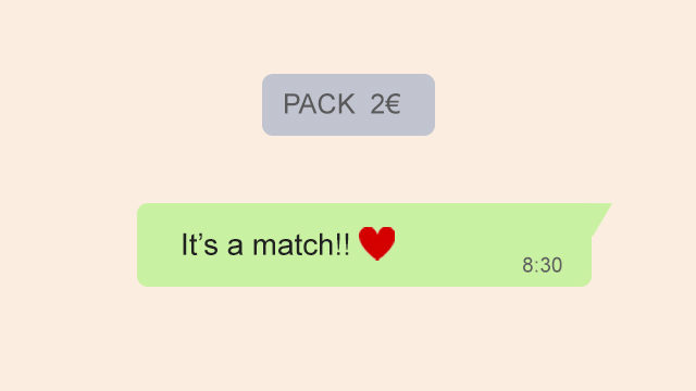 It´s a match!!