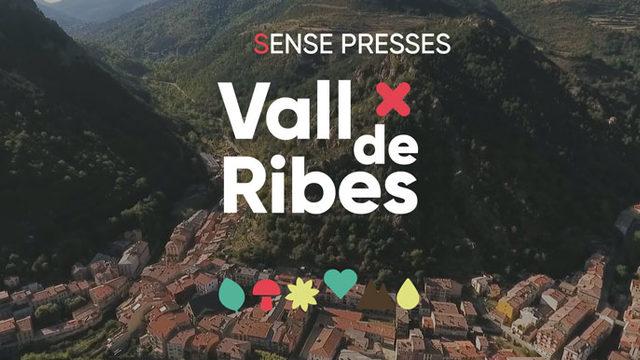 Estada 1 nit a la Vall de Ribes, Visita guiada entorns Golluts de Ribes i Clausura