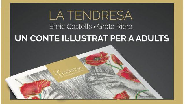 Conte il·lustrat + nom imprès als agraïments del llibret + dedicatòria personalitzada.