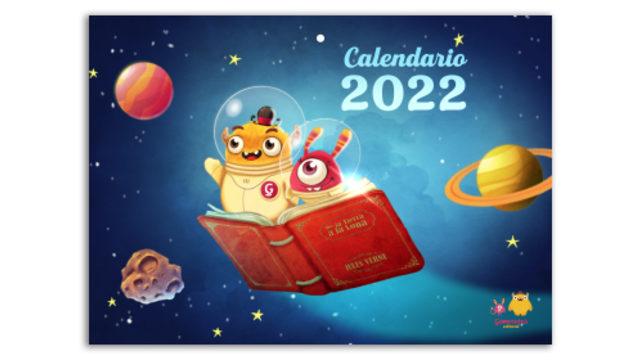 Solo Calendario de Gamusetes
