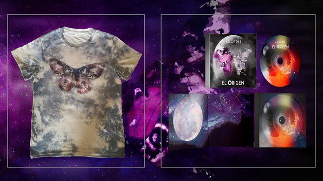 TÚ Y YO COLEGAS PARA SIEMPRE YA- El Origen Álbum + Camiseta