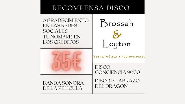 Recompensa disco