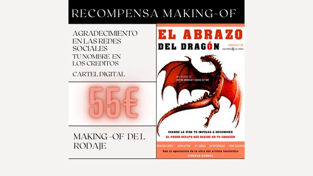 Recompensa Making-of