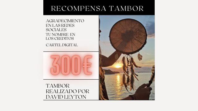 Recompensa Tambor