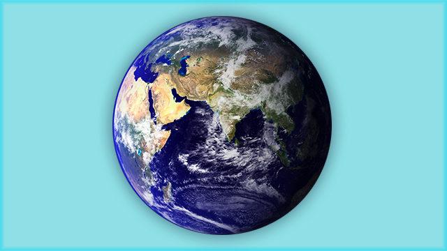 L'essència tangible, Terra