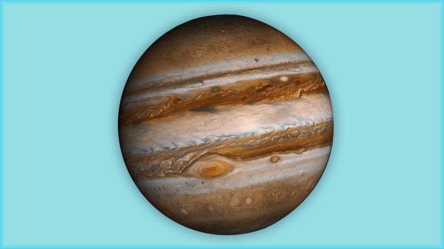 Una dimensió paral·lela, Júpiter