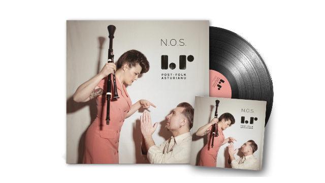 Vinilu + CD N.O.S.
