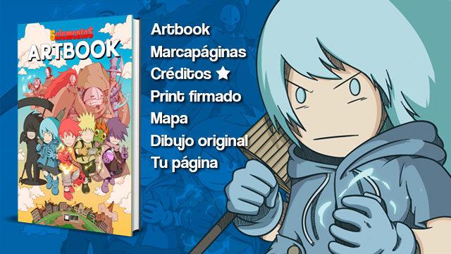 ARTBOOK (Tu página)