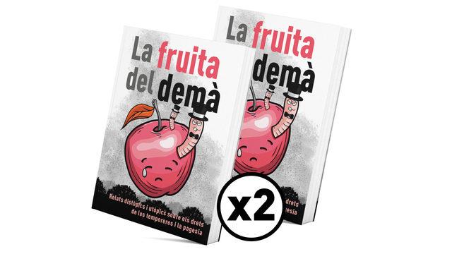 Dos llibres + recollida local