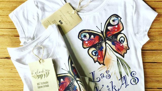 Camiseta Infantil con Diseño a elegir + Packaging Helechizo (Para la gente de la Vera)