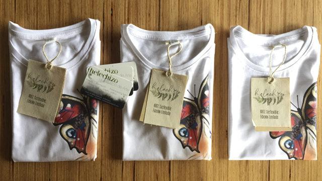 Diseño Personalizado + 5 camisetas estampadas + Envío