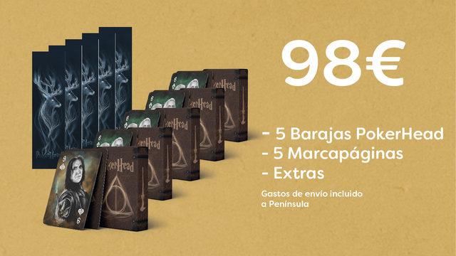 x5 Barajas PokerHead