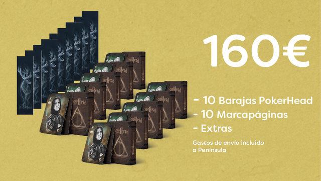 x10 Barajas PokerHead