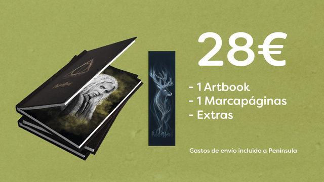 x1 Artbook