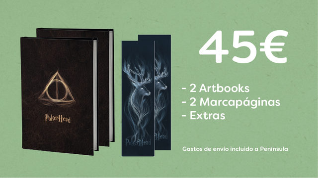 x2 Artbooks