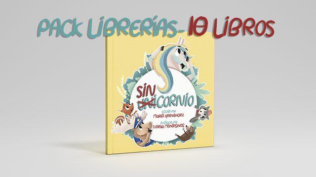 LIBRERÍAS BICHITAS. Pack exclusivo para librerías, bibliotecas y asociaciones.