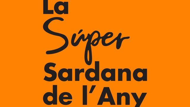 """CD """"La Súper Sardana de l'Any"""" amb autògraf de tots els components del Quartet Mèlt i la Contemporània"""