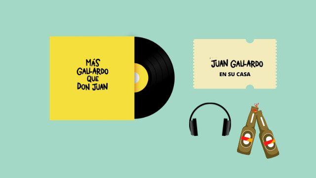 Disco firmado+ concierto privado + picoteo en mi casa + escuchamos el disco juntos