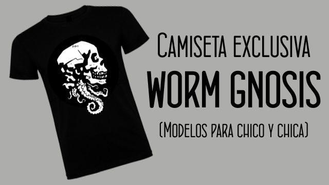 [Add-on] Camiseta exclusiva Worm Gnosis