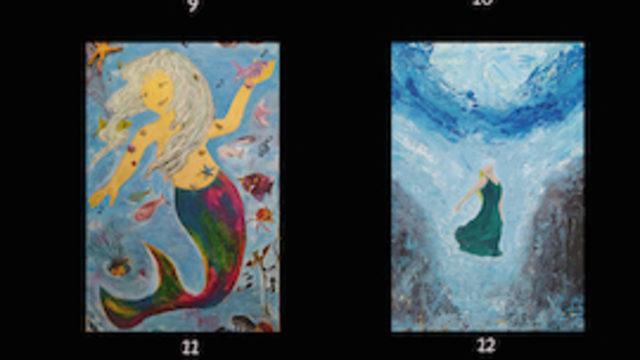 Tres prints a escoger de las ilustraciones de Sheraqua