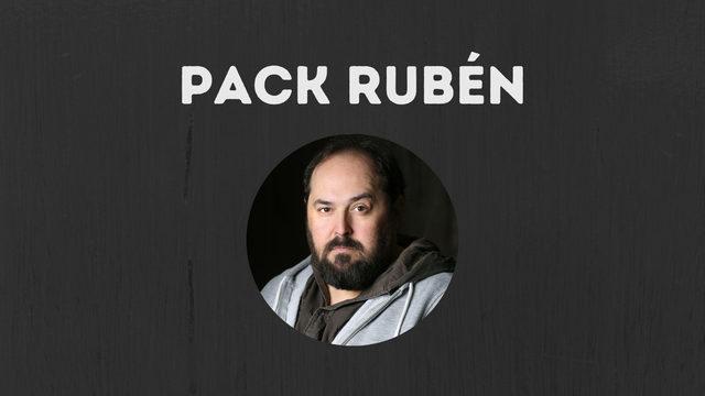 PACK RUBÉN