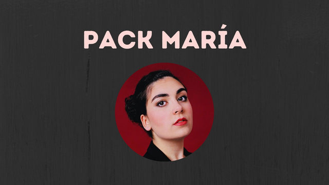 PACK MARÍA