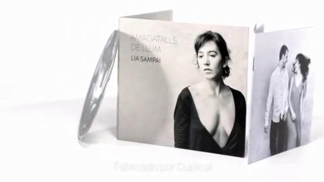CD Amagatalls de llum + Descàrrega digital EP