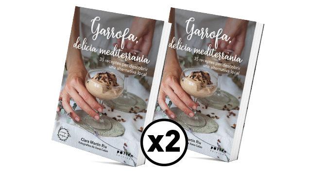 2 llibres + recollida local