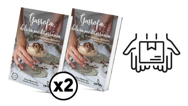 2 llibres + enviament
