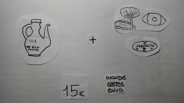 """Paquete """"Hormiga león"""""""