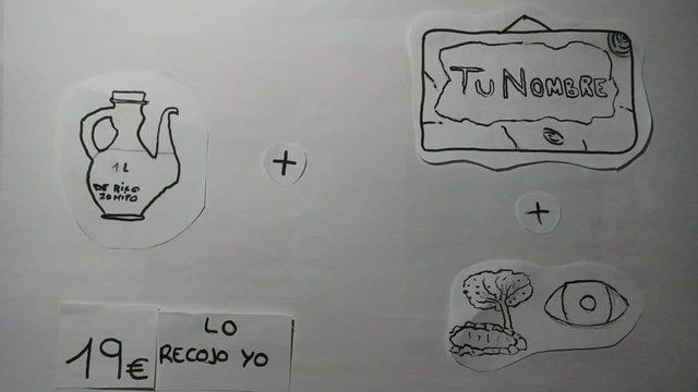 """Paquete """"El olivo"""""""