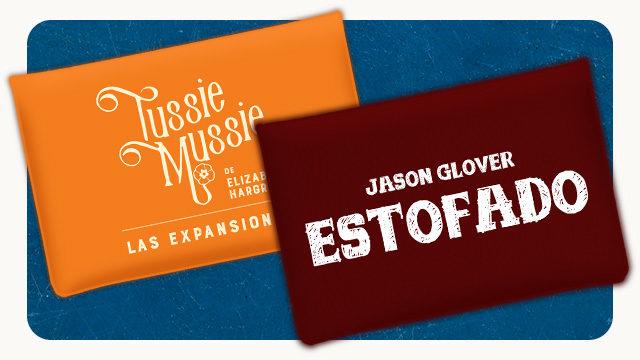 Pack Tussie Mussie: Las Expansiones + Estofado