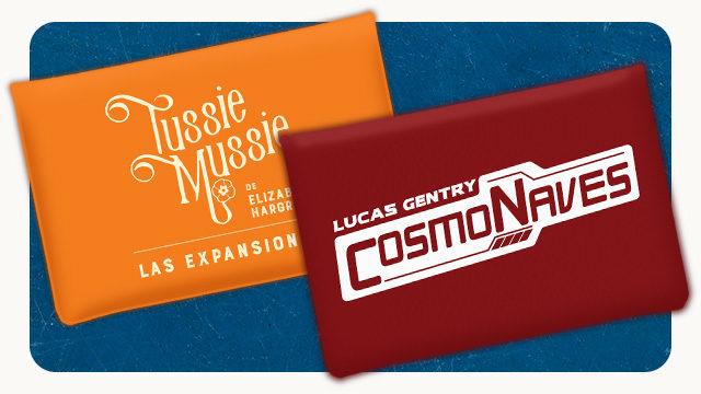 Pack Tussie Mussie: Las Expansiones + Cosmonaves