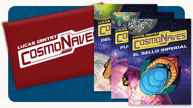 Cosmonaves + 3 Expansiones