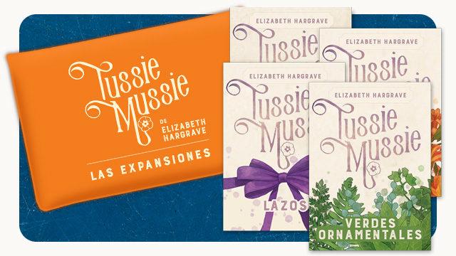 Tussie Mussie: Las Expansiones