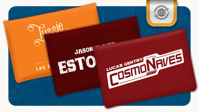 Súper Internacional Pack Tussie Mussie: Las Expansiones + Estofado + Cosmonaves