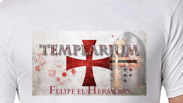 15€ una camiseta de TemplariuM con vuestro nombre