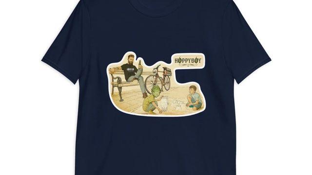 Pack con audio-cata + Camiseta Hoppyboy