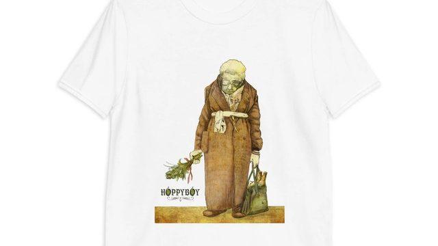 Pack con vídeo-taller + Camiseta Hoppyboy