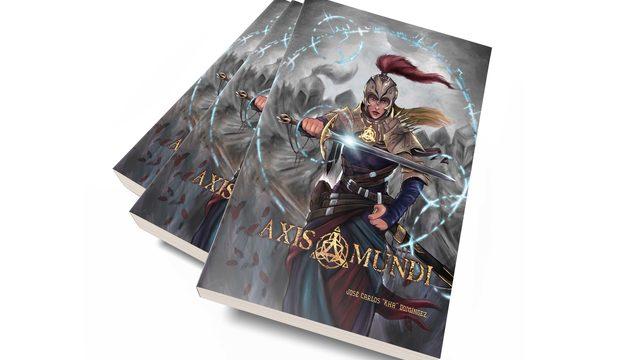 Axis Mundi Pack Librerías 3 Libros + PDF (68€)
