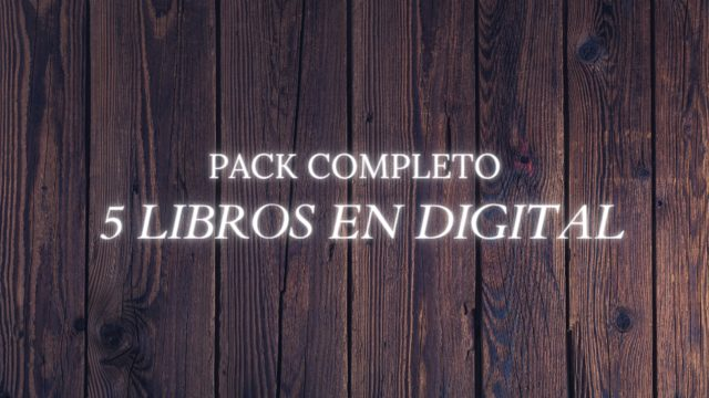 5 Libros en digital