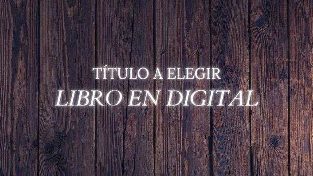 Libro en digital