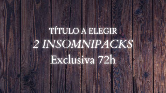 2 Insomnipacks